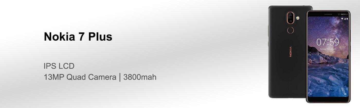 بررسی گوشی نوکیا 7 پلاس