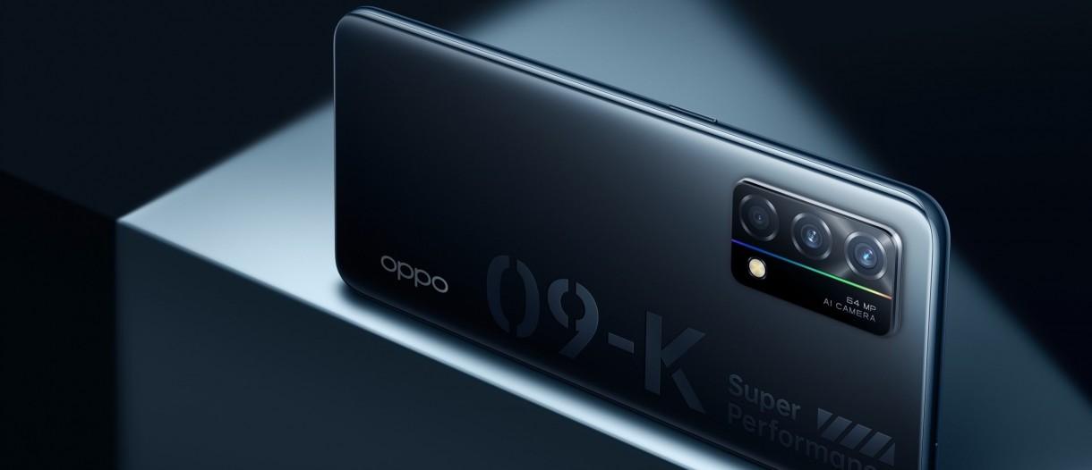 گوشی موبایل اوپو مدل K9