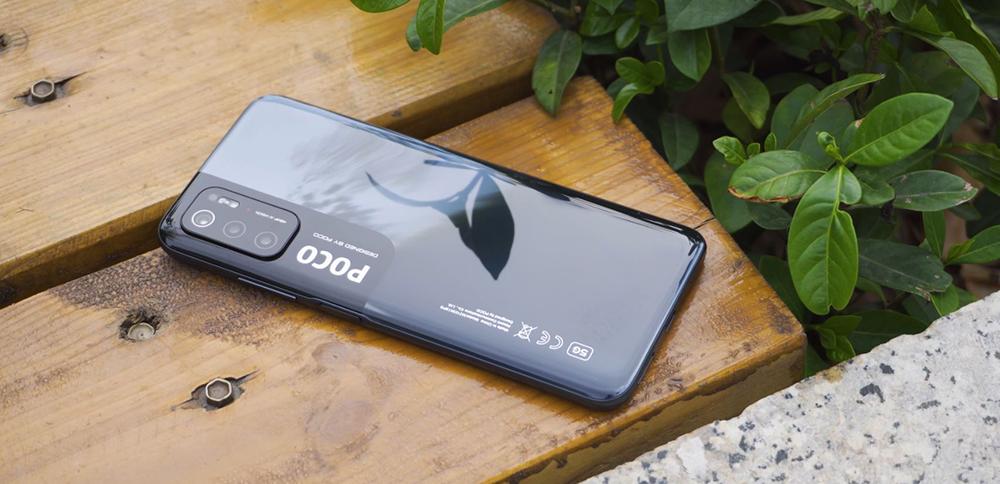 گوشی موبایل شیائومی مدل Poco M3 Pro 5G مجهز به ماژول دوربین سه گانه