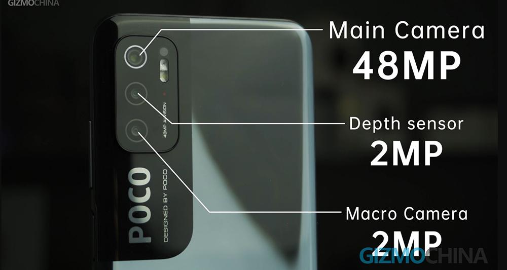 گوشی Poco M3 Pro، مجهز به دوربین 48 مگاپیکسلی