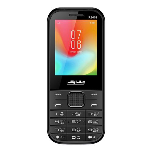 مشخصات گوشی موبایل جی ال ایکس مدل R2402
