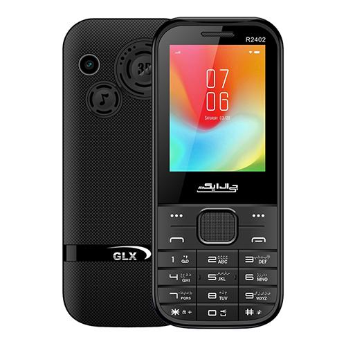قیمت و مشخصات گوشی موبایل جی ال ایکس مدل R2402