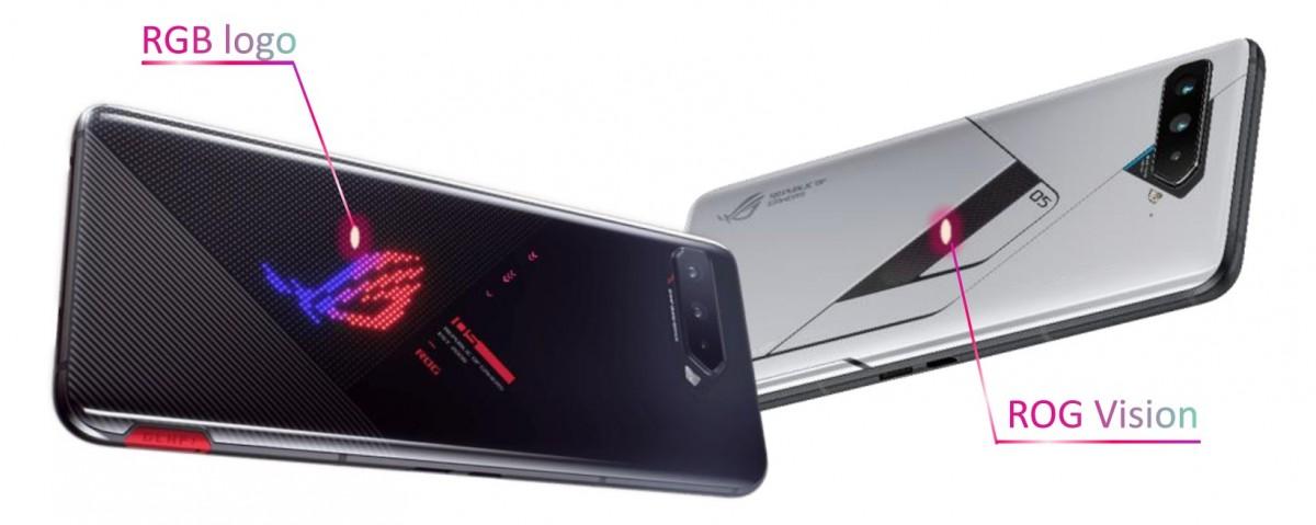 گوشی گیمینگ ایسوس ROG Phone 5 Pro