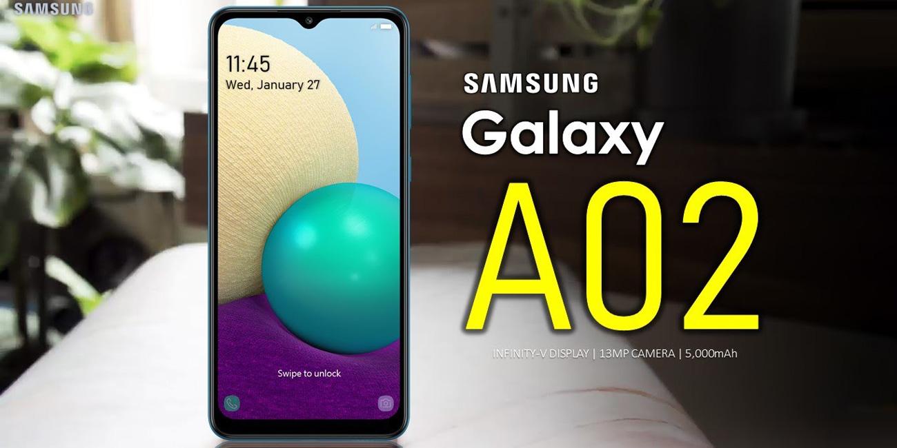 بررسی گوشی سامسونگ Galaxy A02