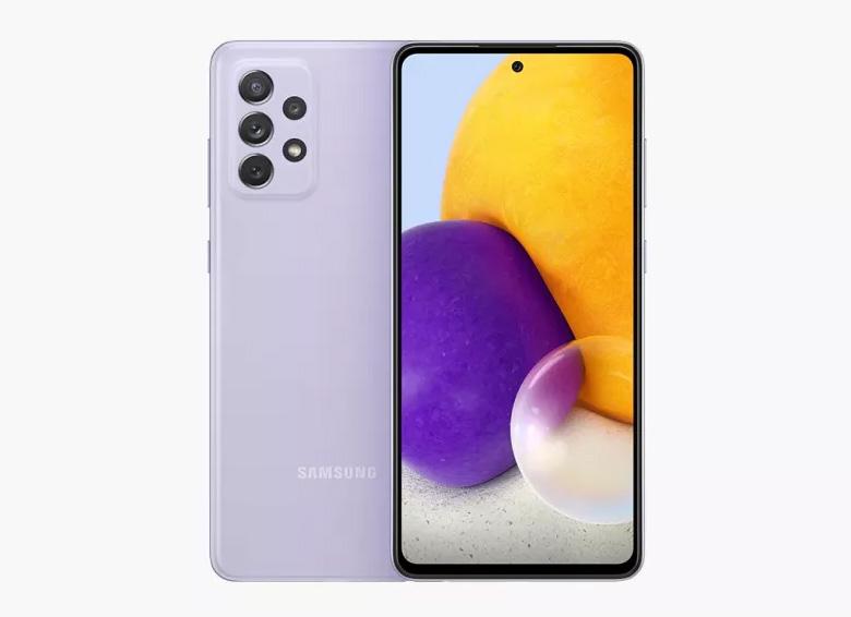 طراحی گوشی موبایل سامسونگ مدل Galaxy A72