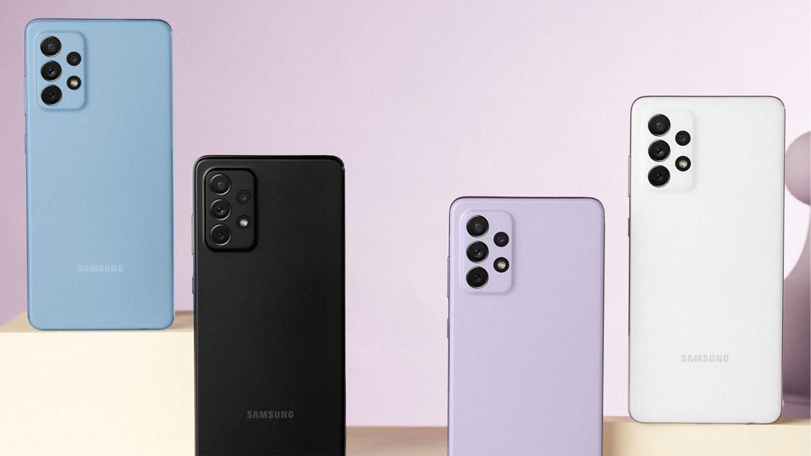 گوشی موبایل سامسونگ مدل Galaxy A72