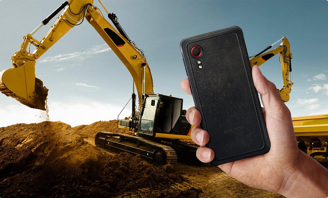 گوشی موبایل سامسونگ مدل Galaxy Xcover 5