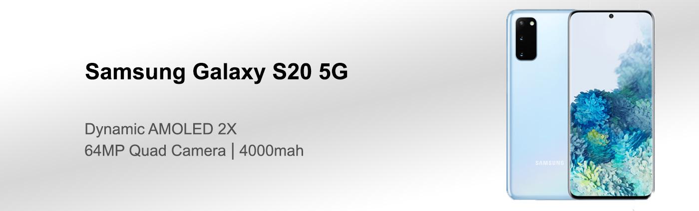 بررسی گوشی سامسونگ S20 5G