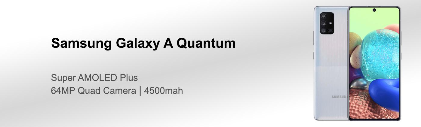 بررسی گوشی سامسونگ A Quantum