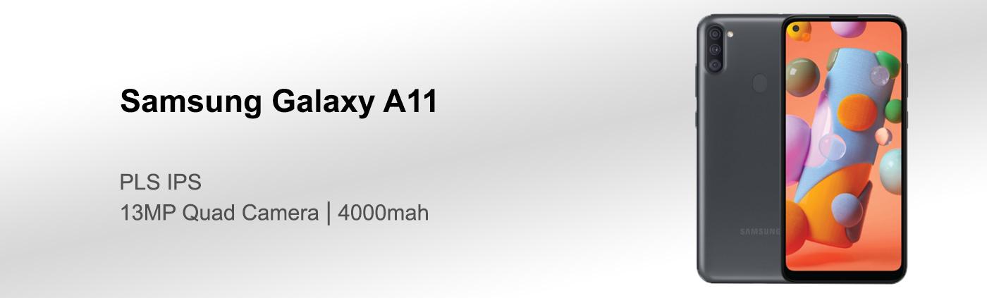 قیمت گوشی سامسونگ A11