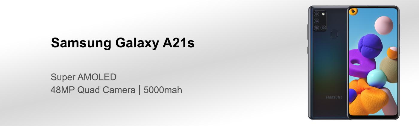 بررسی گوشی سامسونگ گلکسی Galaxy A21s