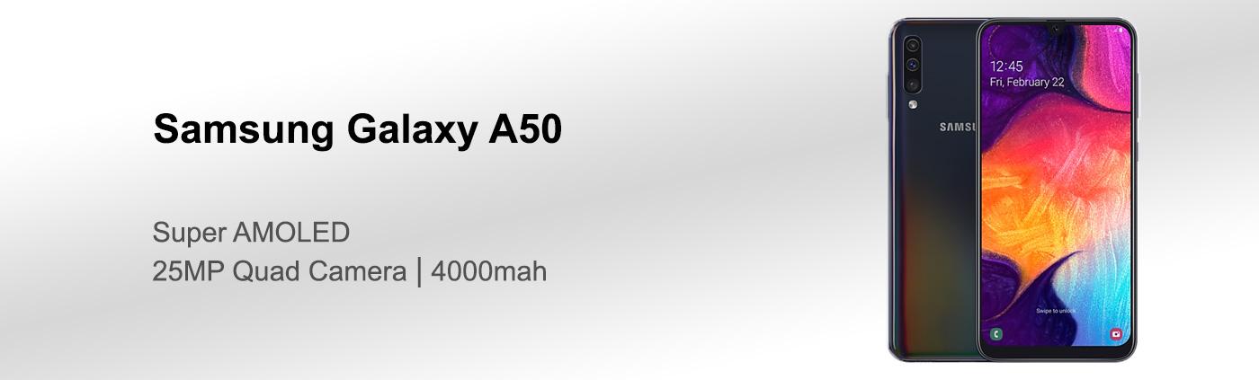 صفحه نمایش سامسونگ A50