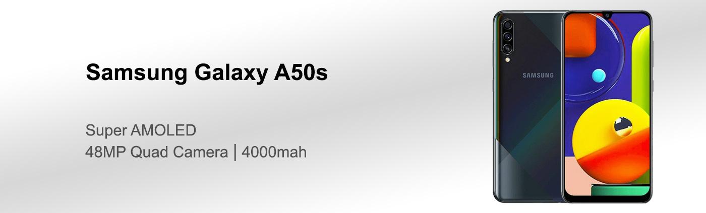قیمت گوشی سامسونگ A50s