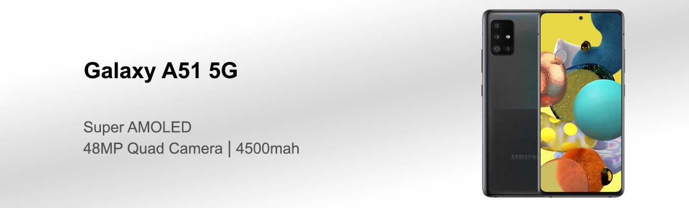 بررسی گوشی سامسونگ A51 5G