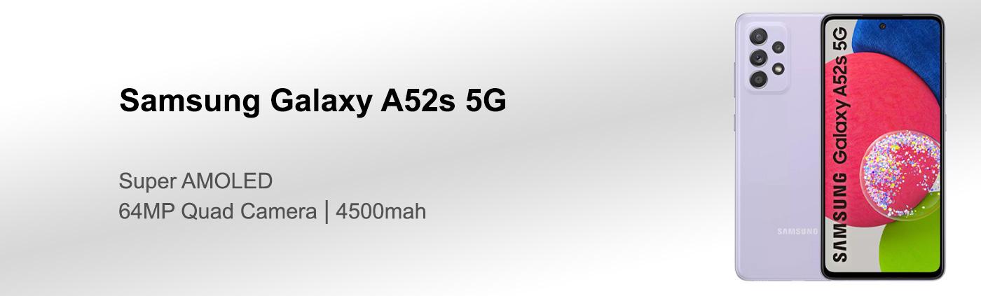 بررسی گوشی سامسونگ گلکسی A52s 5G