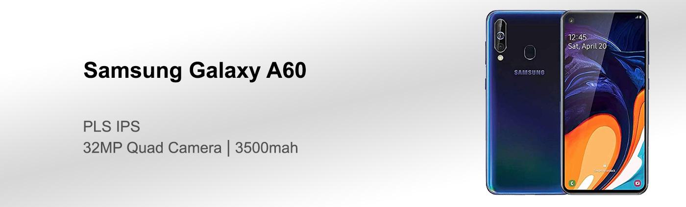 بررسی گوشی سامسونگ A60