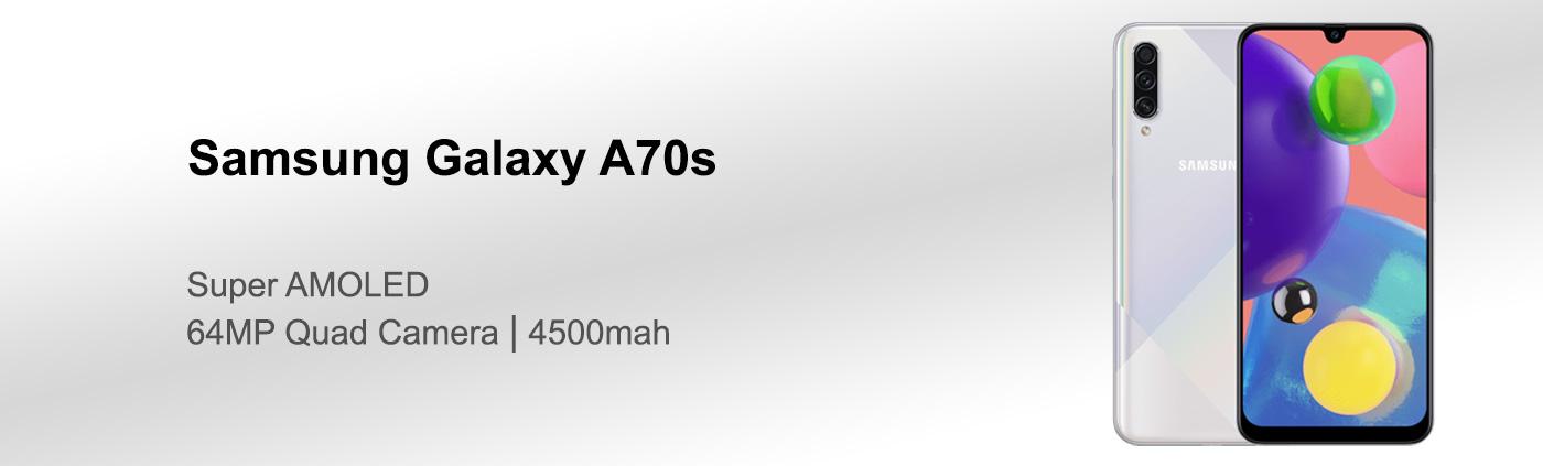 بررسی گوشی سامسونگ A70s