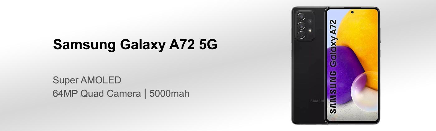 بررسی گوشی سامسونگ A72 5G