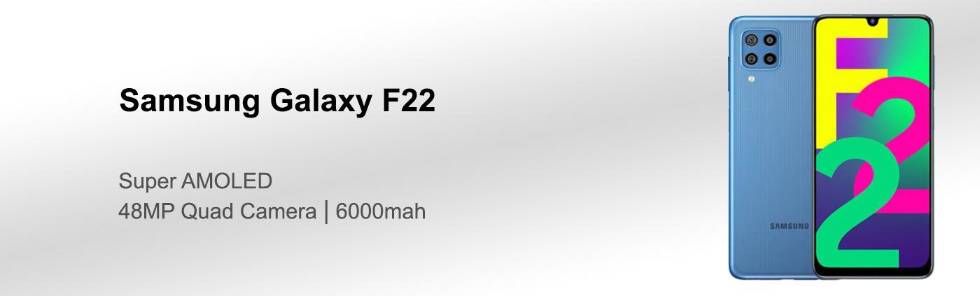 بررسی گوشی سامسونگ F22