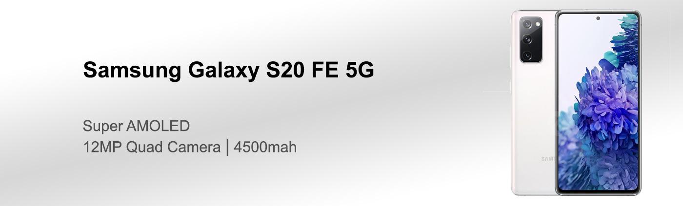 بررسی گوشی سامسونگ S20 FE 5G
