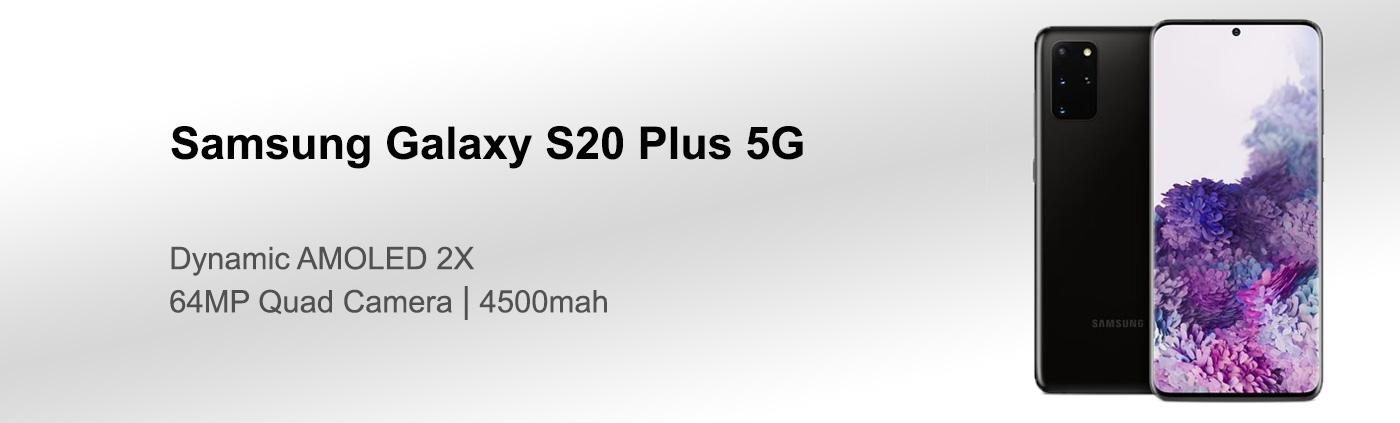 بررسی گوشی سامسونگ S20 Plus 5G