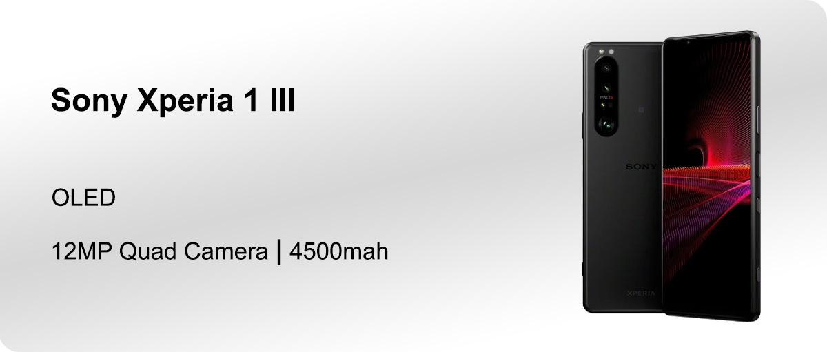 گوشی Sony Xperia 1 III