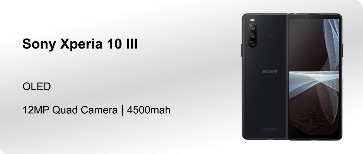 گوشی Xperia 10 III