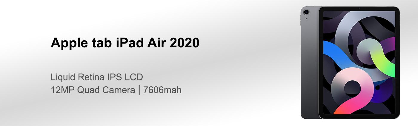 بررسی تبلت اپل iPad Air 2020