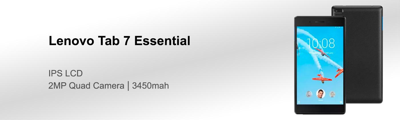 بررسی تبلت لنوو tab 7 Essential