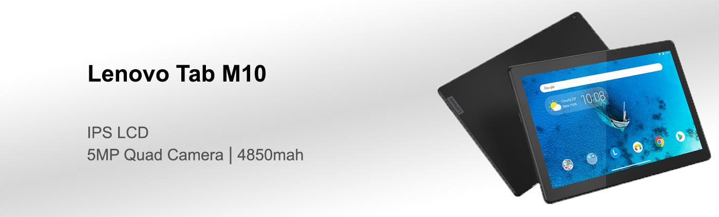 بررسی تبلت لنوو Tab M10 X505