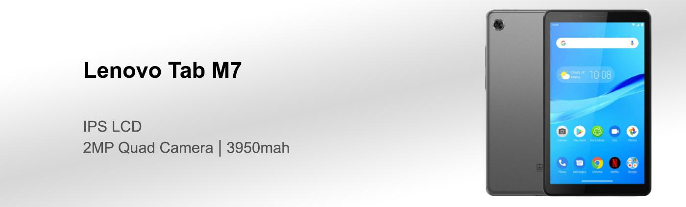 بررسی تبلت لنوو Tab M7 7305X