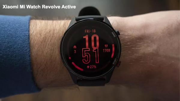 مشخصات ساعت هوشمند revolve Active
