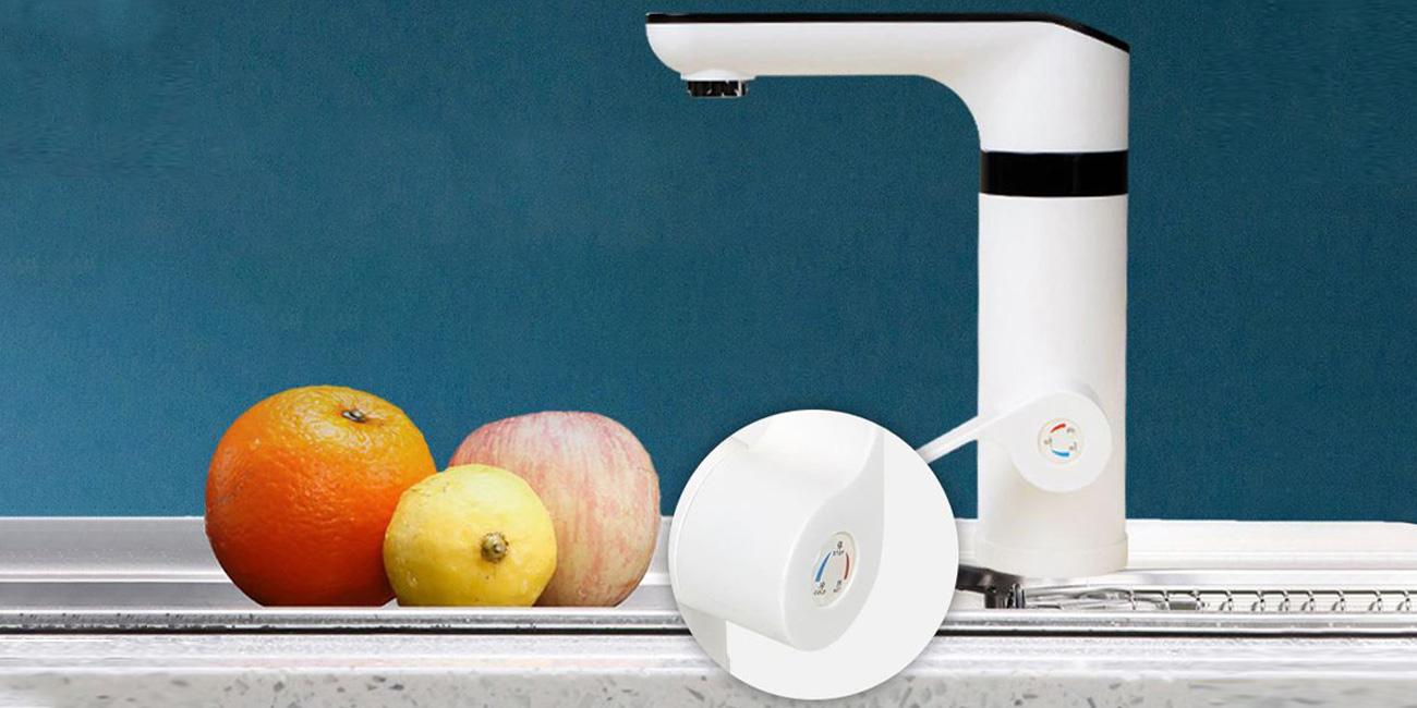 قیمت و مشخصات شیر آب گرم شیائومی مدل Xiaoda pro