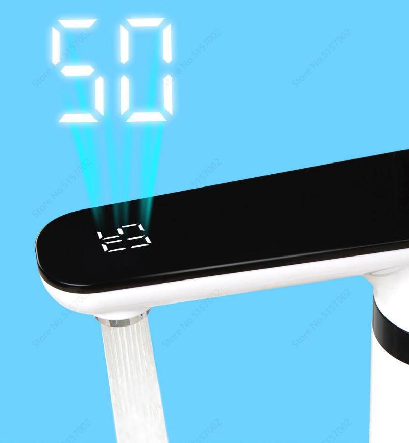 معرفی شیر آب گرم شیائومی مدل Xiaoda pro