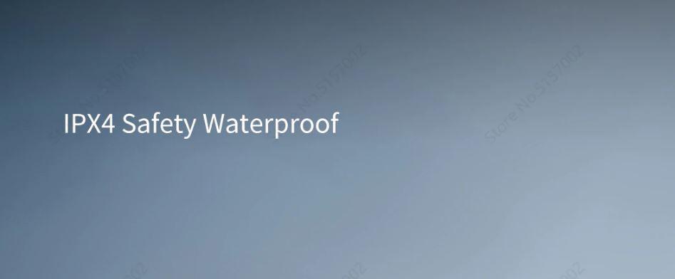شیر آب گرم شیائومی دارای گواهینامه IPX4 برای مقاومت در برابر آب