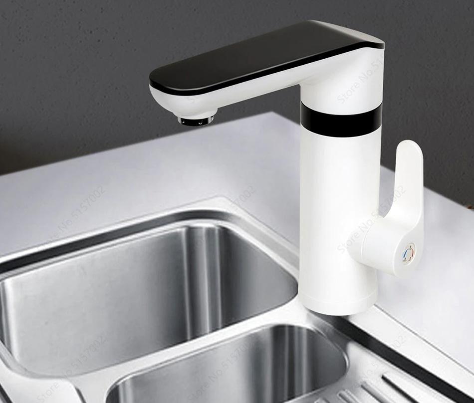 شیر آب گرم شیائومی مدل Xiaoda pro مجهز به سوییچ محافظ در برابر نشت