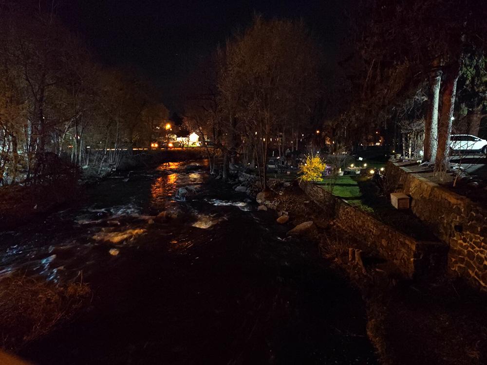 عکسبرداری با دوربین Mi 11 Ultra  در شب