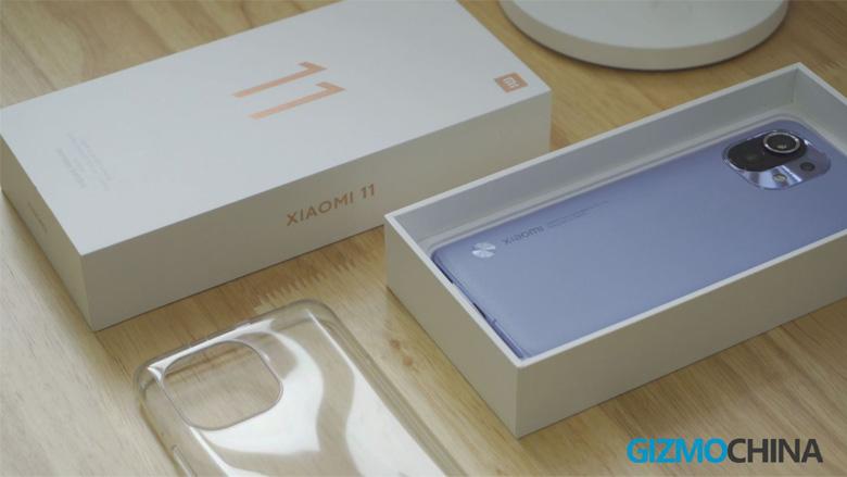 طراحی گوشی موبایل شیائومی Mi 11 -2