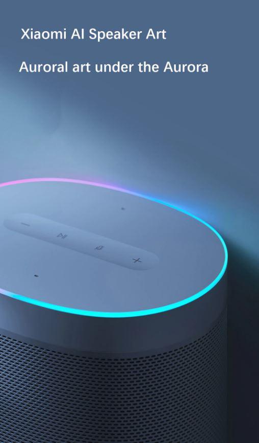 ویژگی ها و مشخصات اسپیکر هوشمند بلوتوثی شیائومی مدل mi Art AI Smart L09G