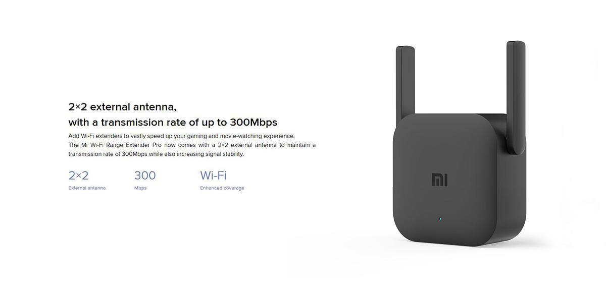 توسعه دهنده وای-فای Xiaomi با نرخ انتقال داده 300 Mbps