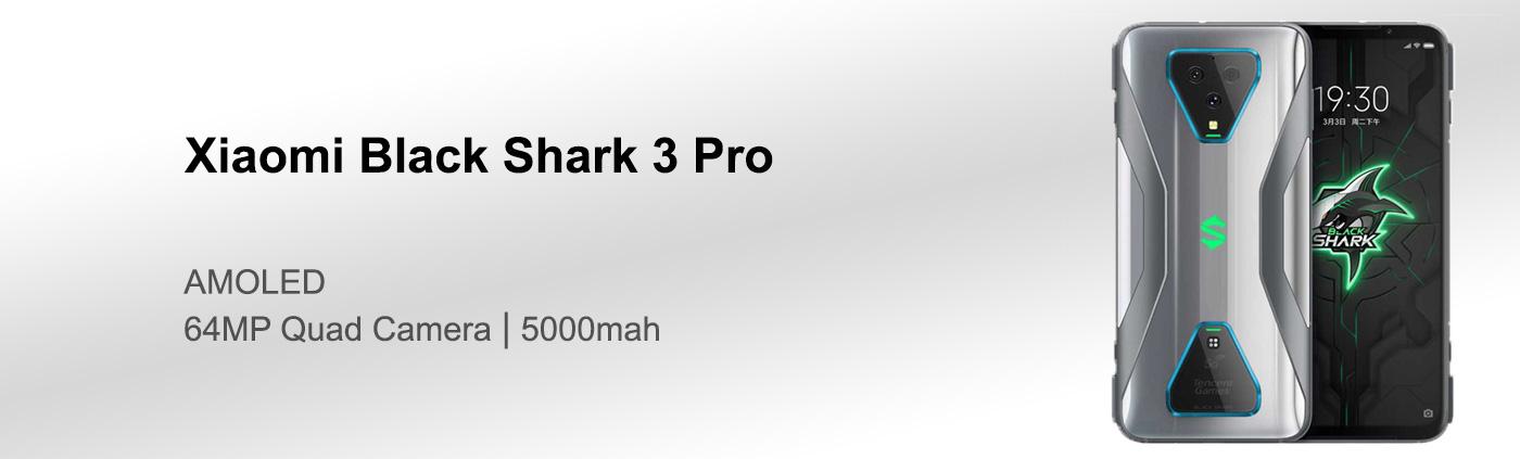 بررسی گوشی شیائومی Black Shark 3 Pro
