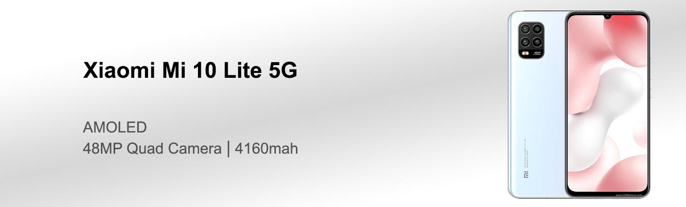 بررسی گوشی شیائومی Mi 10 Lite 5G