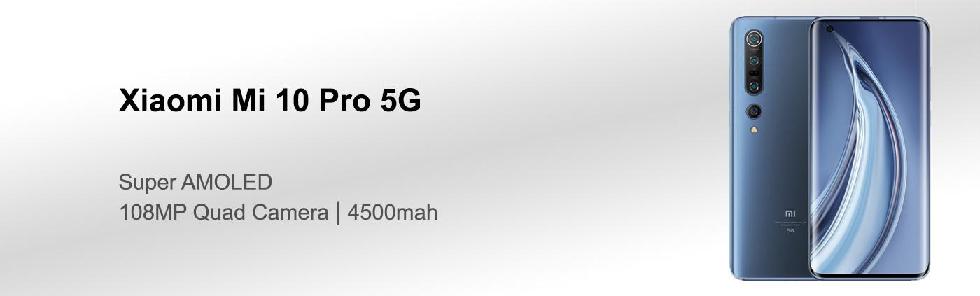 بررسی گوشی شیائومی Mi 10 pro 5G