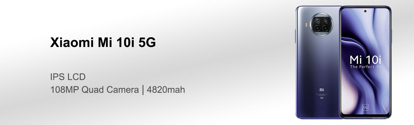 بررسی گوشی شیائومی Mi 10i 5G
