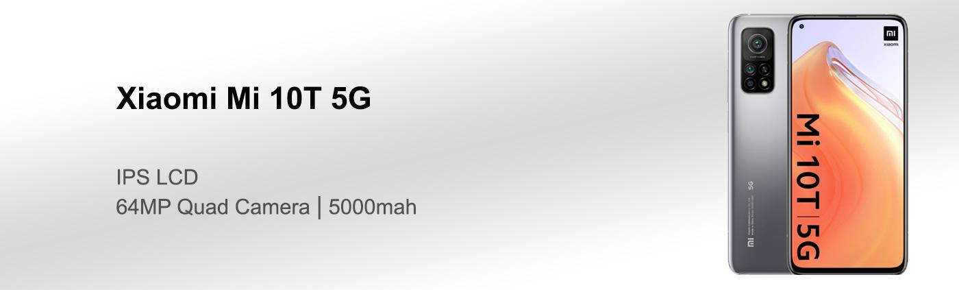 قیمت گوشی شیائومی Mi 10T 5G