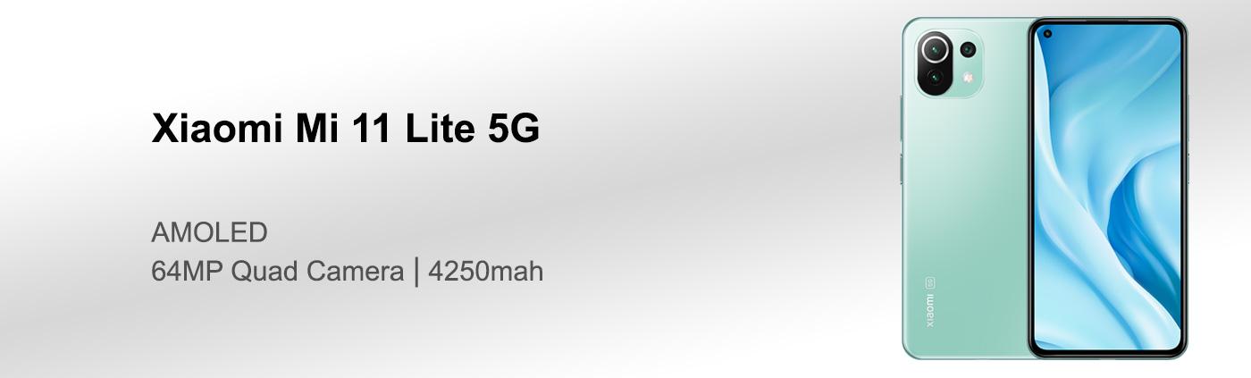 بررسی گوشی شیائومی Mi 11 Lite 5G