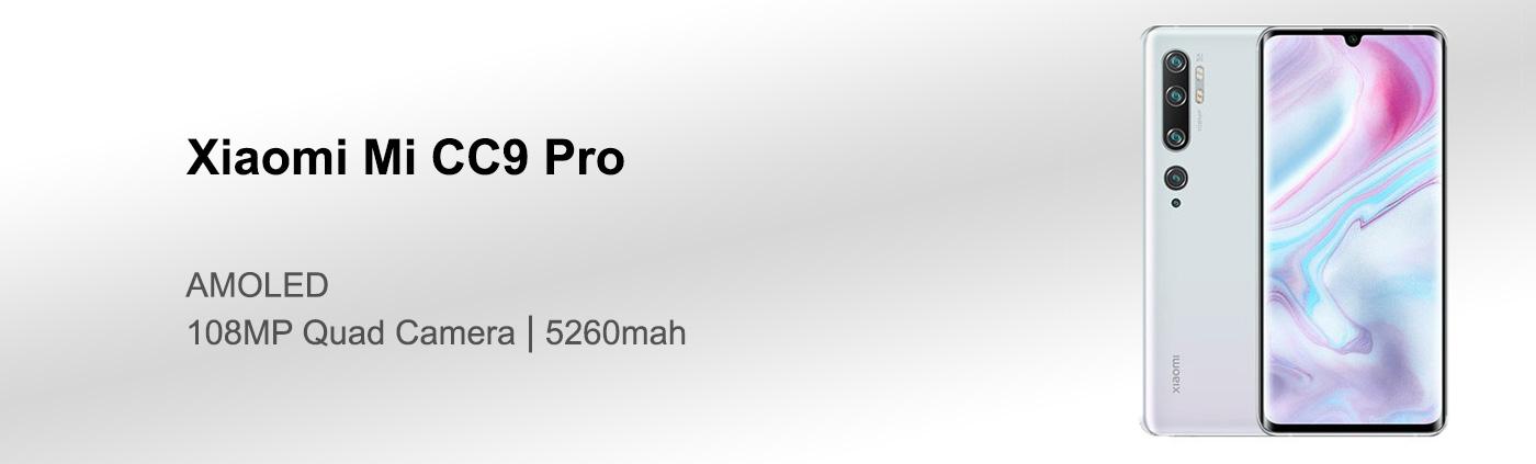 بررسی گوشی شیائومی Mi CC9 Pro