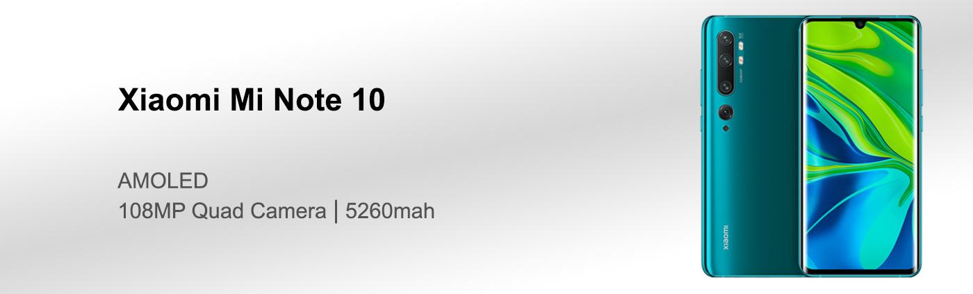 بررسی گوشی شیائومی Mi Note 10 Pro