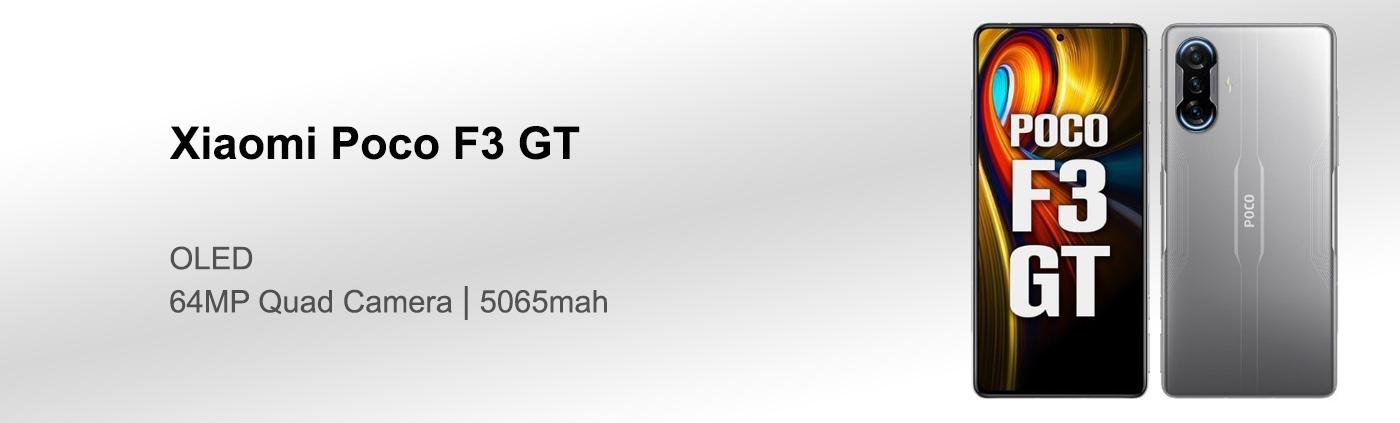بررسی گوشی شیائومی Poco F3 GT