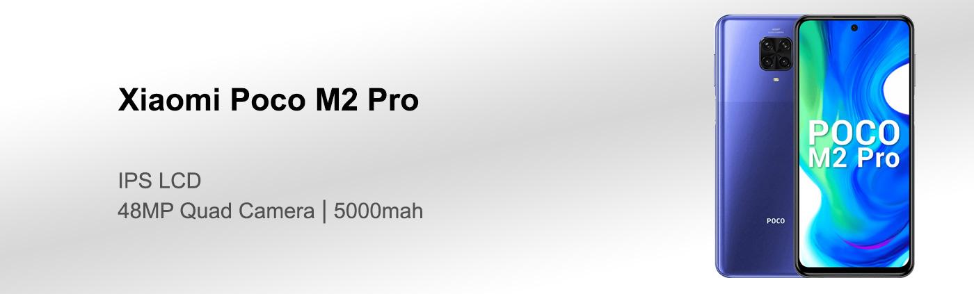 بررسی گوشی شیائومی Poco M2 Pro